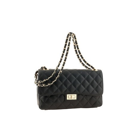 Chanel It Borse.Borsa In Pelle Chanel Grande